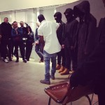 Kanye West A.P.C. Menswear Colleciton