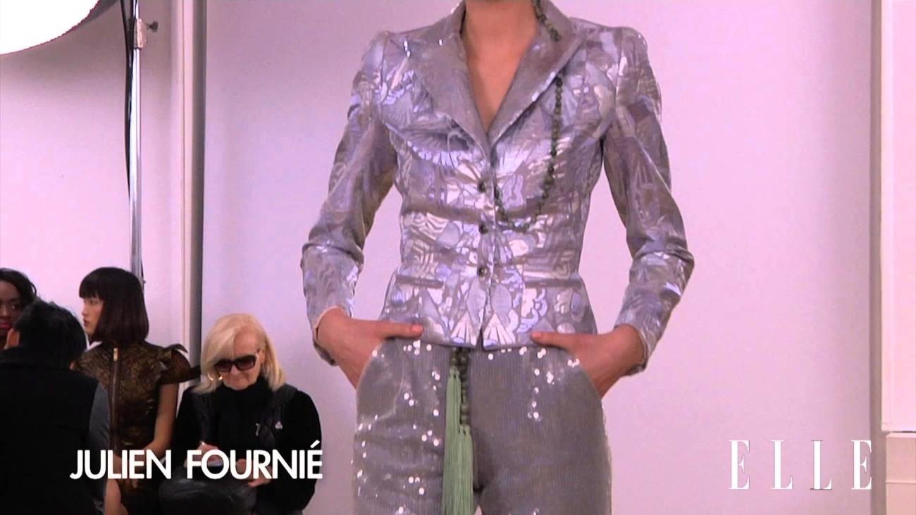 Julien fournie haute couture s s 2014 graveravens for 1920 s haute couture