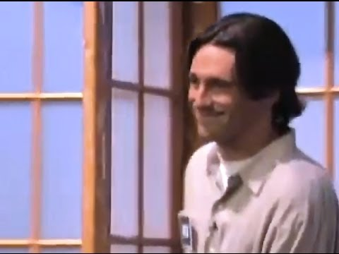 Jon Hamm dating-show reject See it to believe it