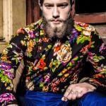 Men in Flowers, Floral Menswear