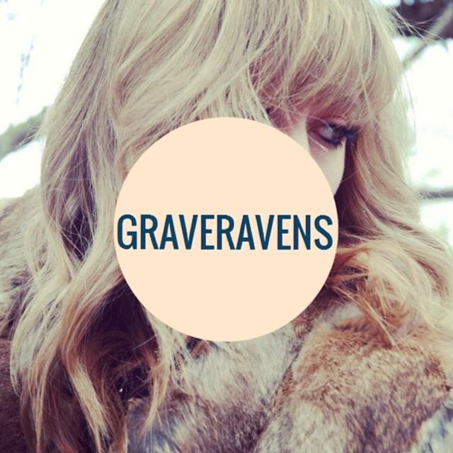 Graveravens logo bwal