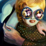 Lauren Satlowski's Creepy Fabulous Oil Paintings.