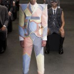 Thom Browne Menswear S/S 2015 Marionette Soldiers