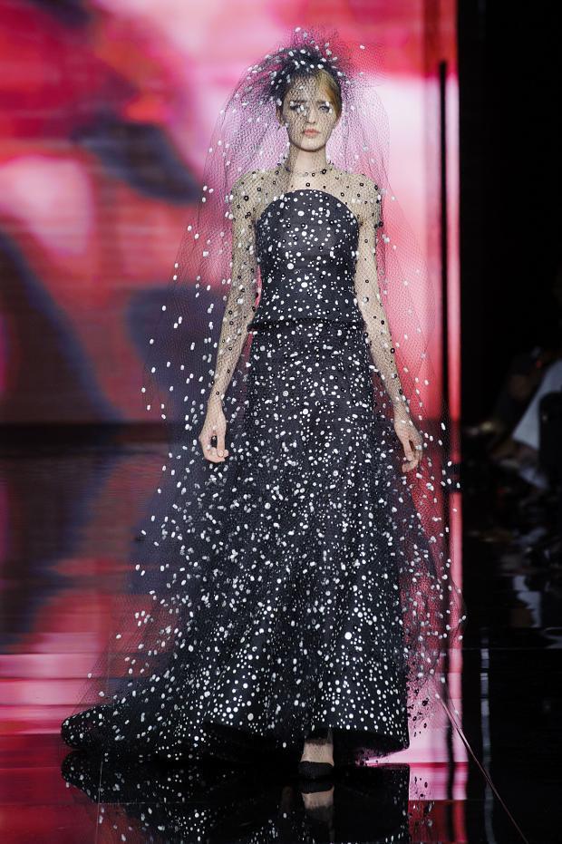 Giorgio Armani Priv 233 Haute Couture Fall Winter 2014 2015