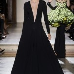 Julien Fournie Haute Couture Fall Winter 2014 2015 Plunging Soft Goth