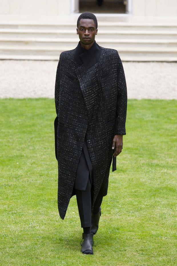 Graveravens for Haute couture men