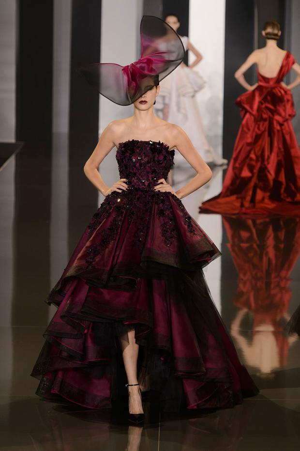 Ralph Amp Russo Haute Couture F W 2014 2015 Graveravens