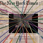 The Times by artist Fred Tomaselli