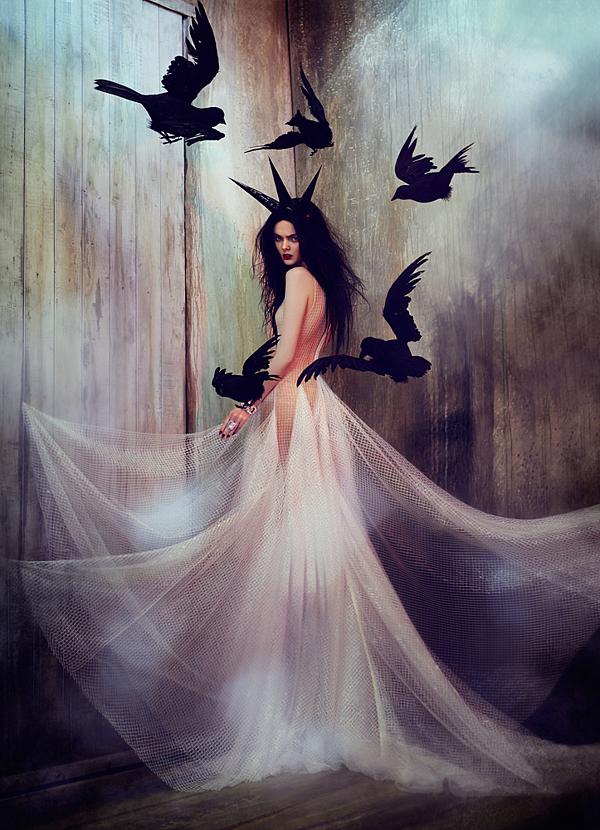 Storm Witch Fashion