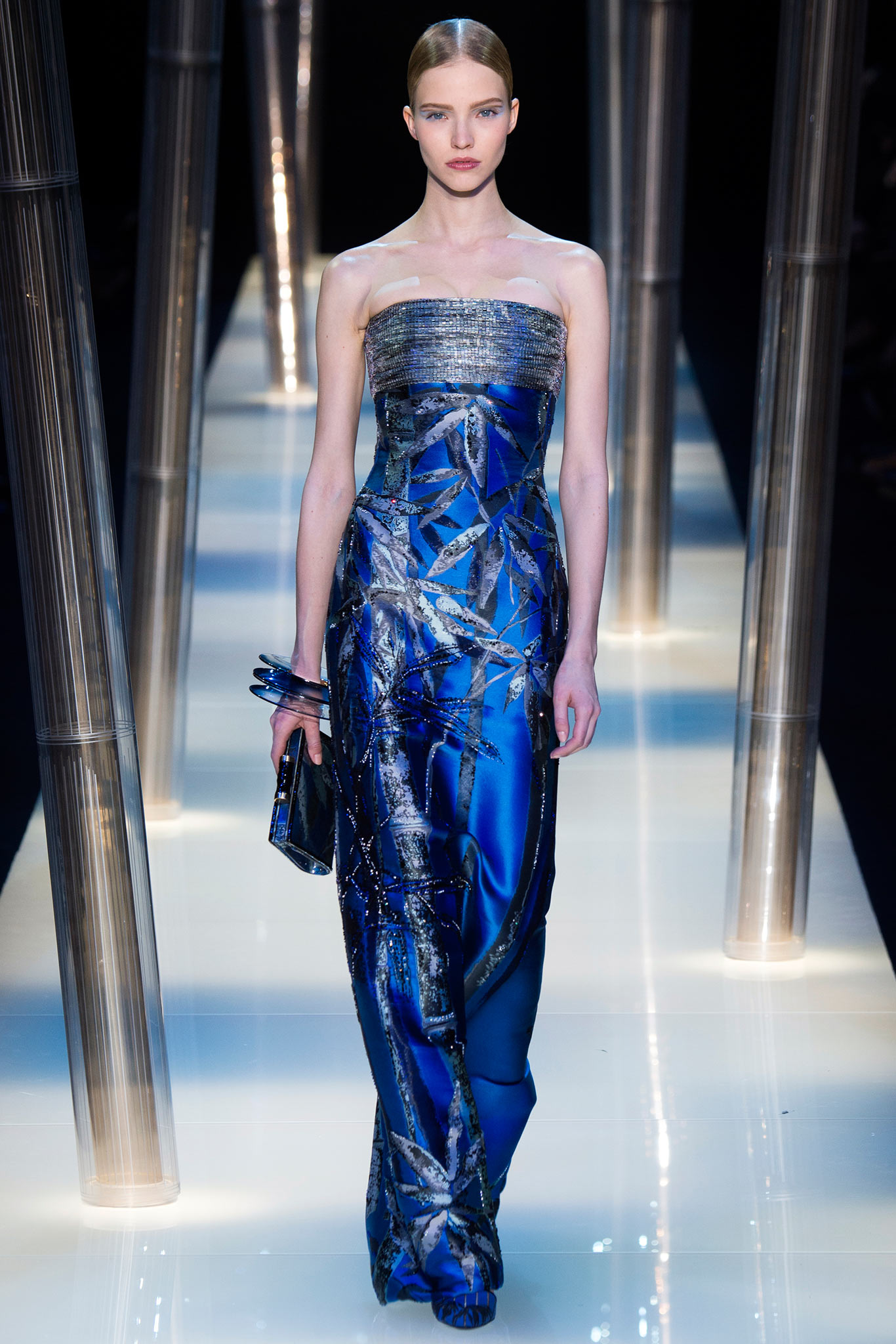 Armani priv haute couture s s 2015 paris graveravens for Haute couture 2015