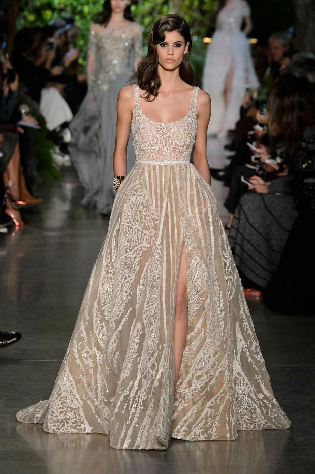 Elie saab haute couture s s 2015 paris graveravens for Haute couture houses