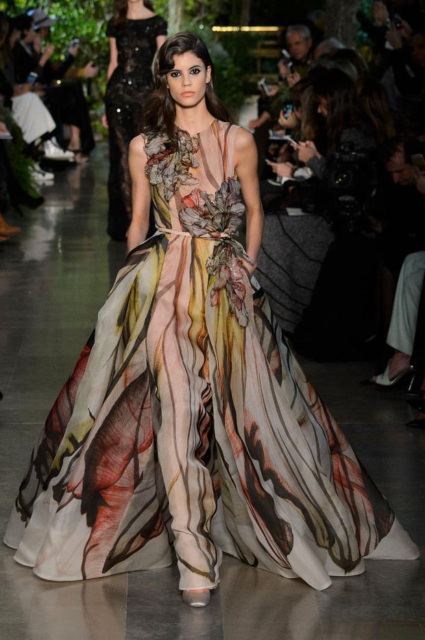 Elie saab haute couture s s 2015 paris graveravens for 50 haute couture