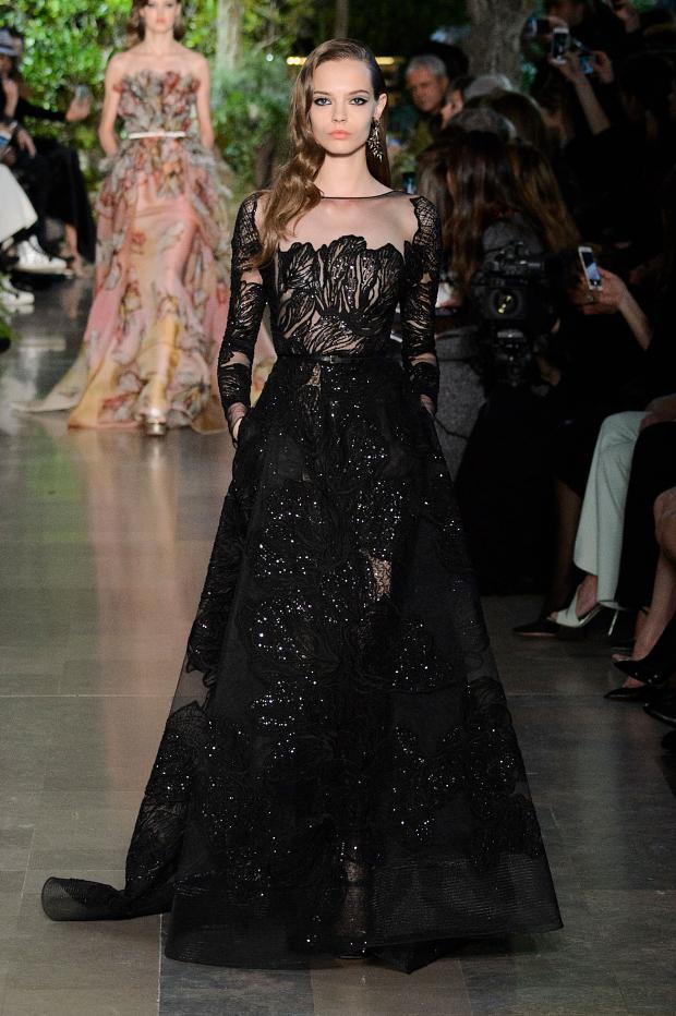 Elie saab haute couture s s 2015 paris graveravens for Haute couture 2015