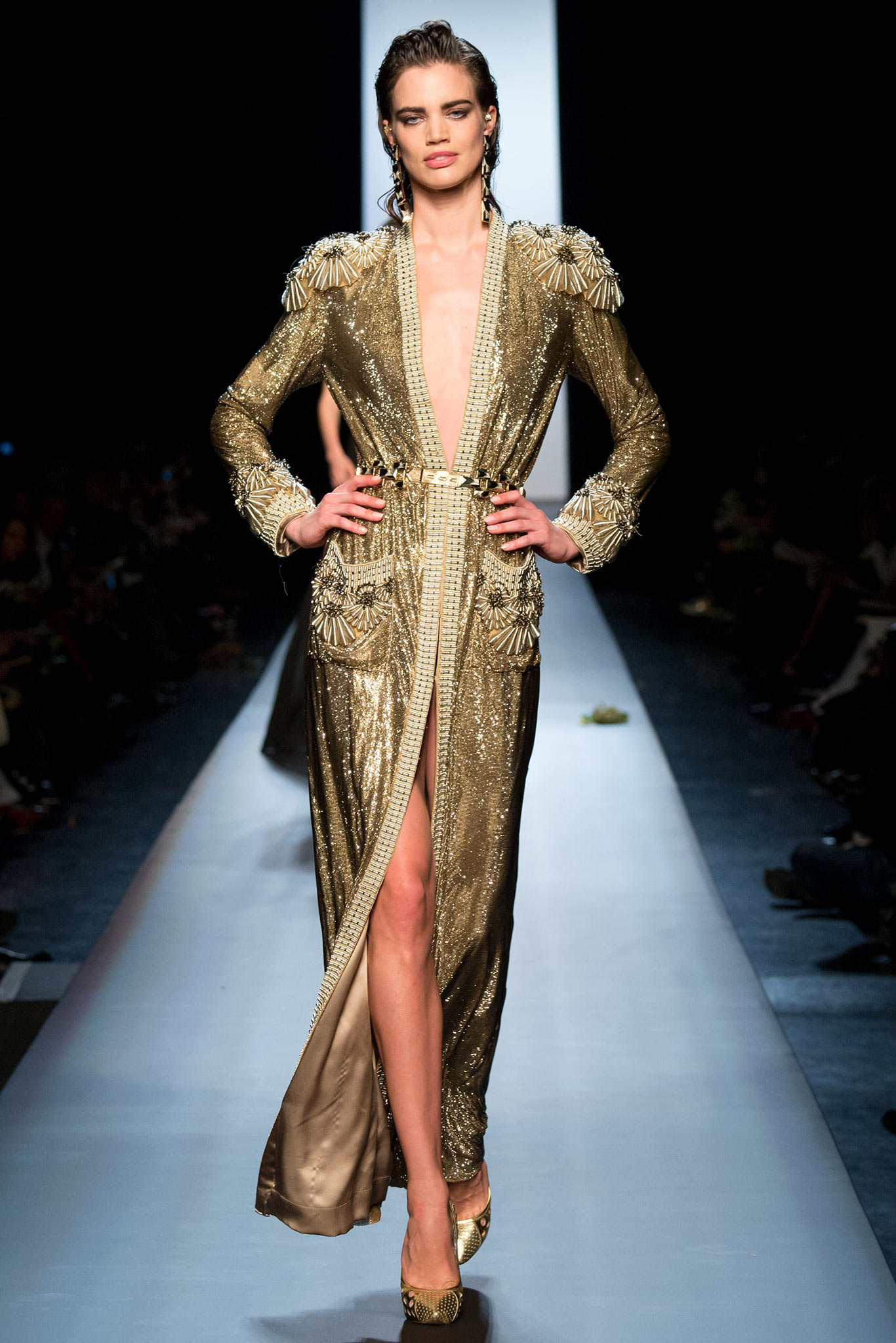 Jean paul gaultier haute couture s s 2015 paris graveravens for Jean paul gaultier clothing