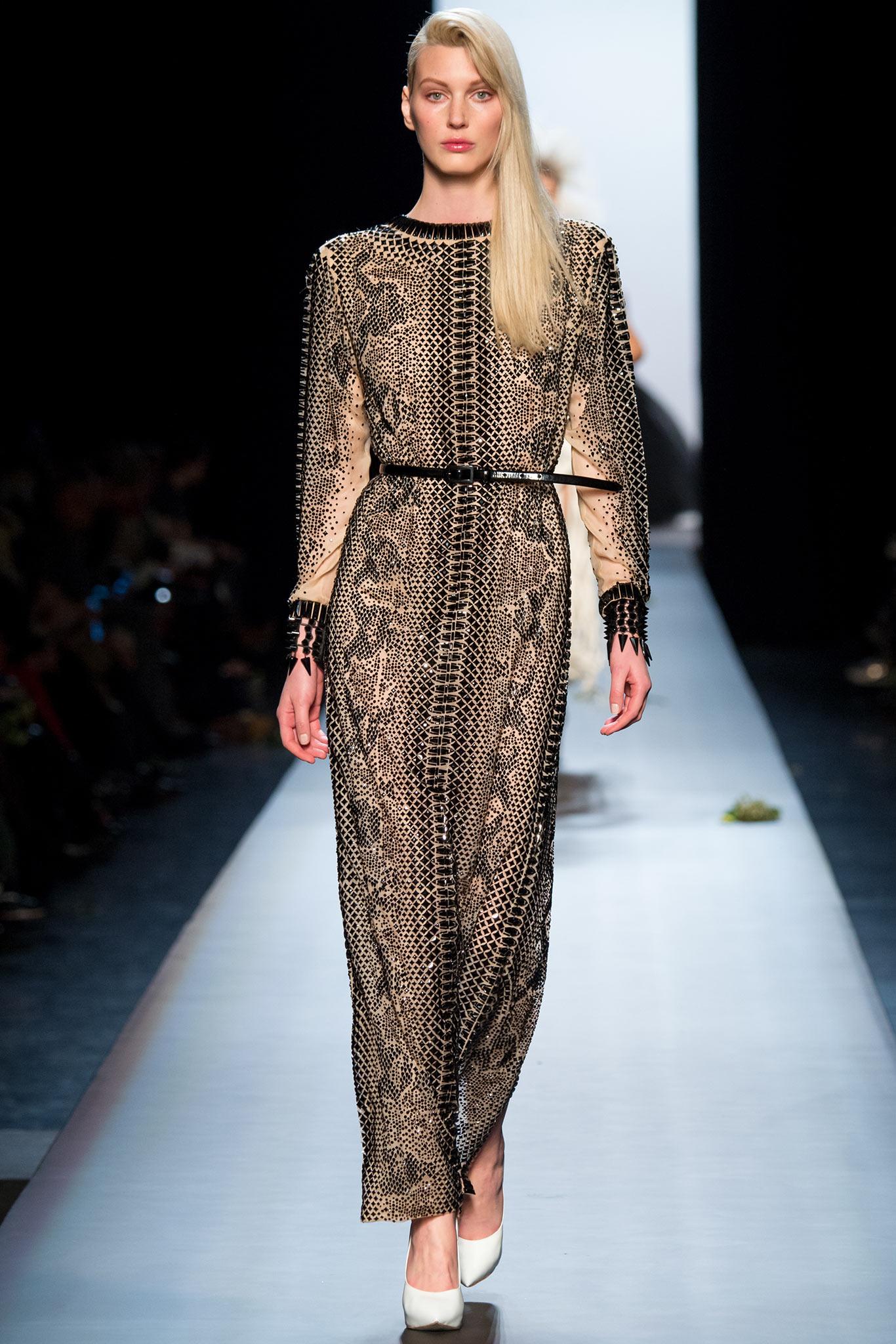 Jean Paul Gaultier Haute Couture S S 2015 Paris Graveravens