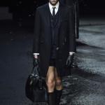 Thom Browne Menswear F/W 2015 Paris