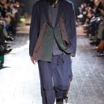 Yohji Yamamoto Menswear F/W 2015 Paris
