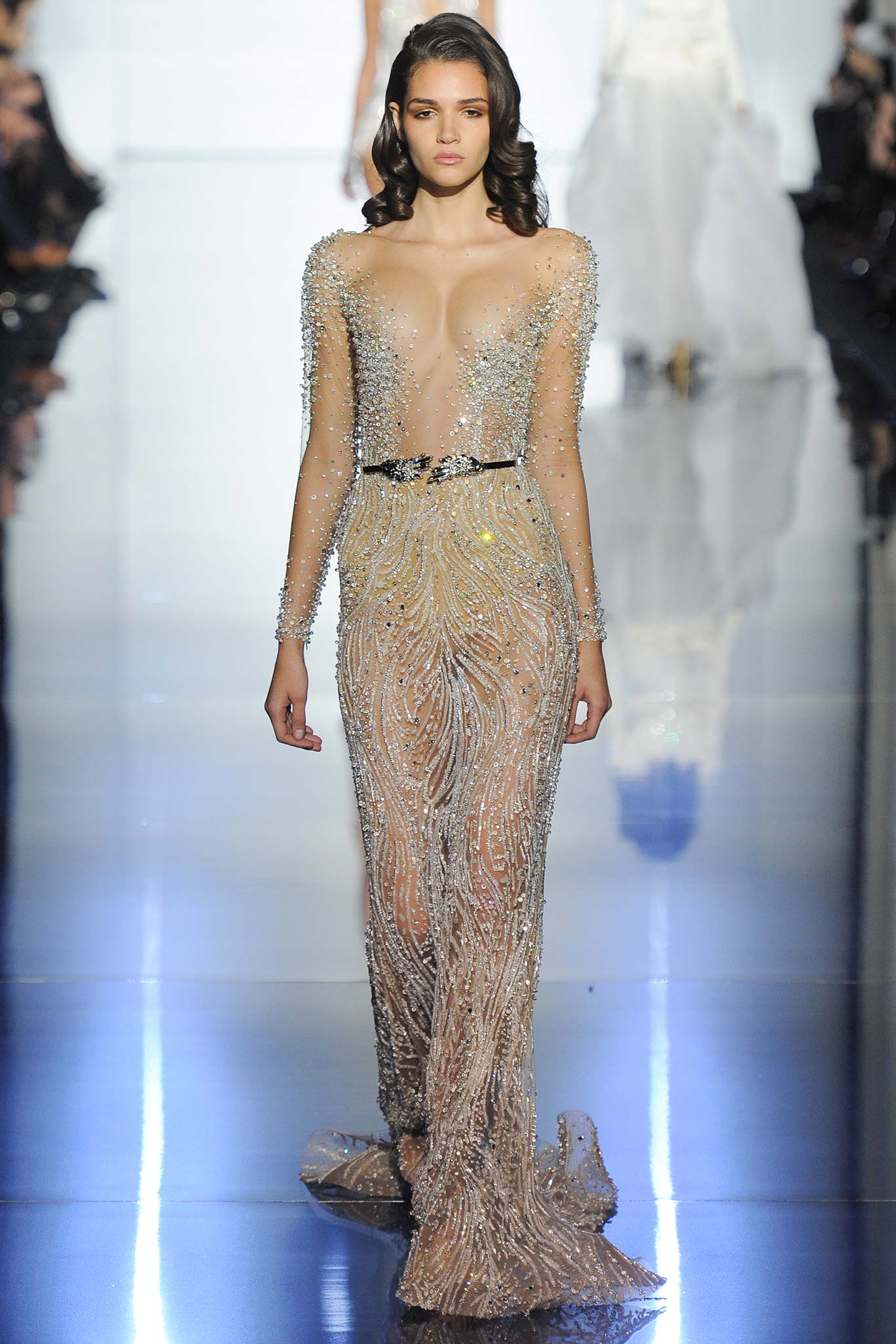Zuhair murad haute couture s s 2015 paris graveravens for Hout couture