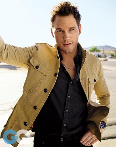 Chris Pratt In A Western Americana Safari Style Photoshoot