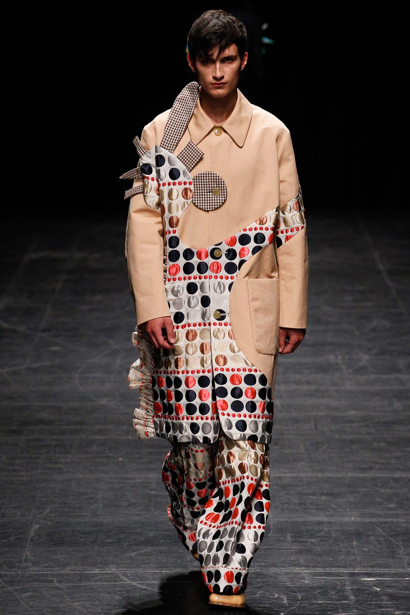 Walter Van Beirendonck Menswear S/S 2016 Paris
