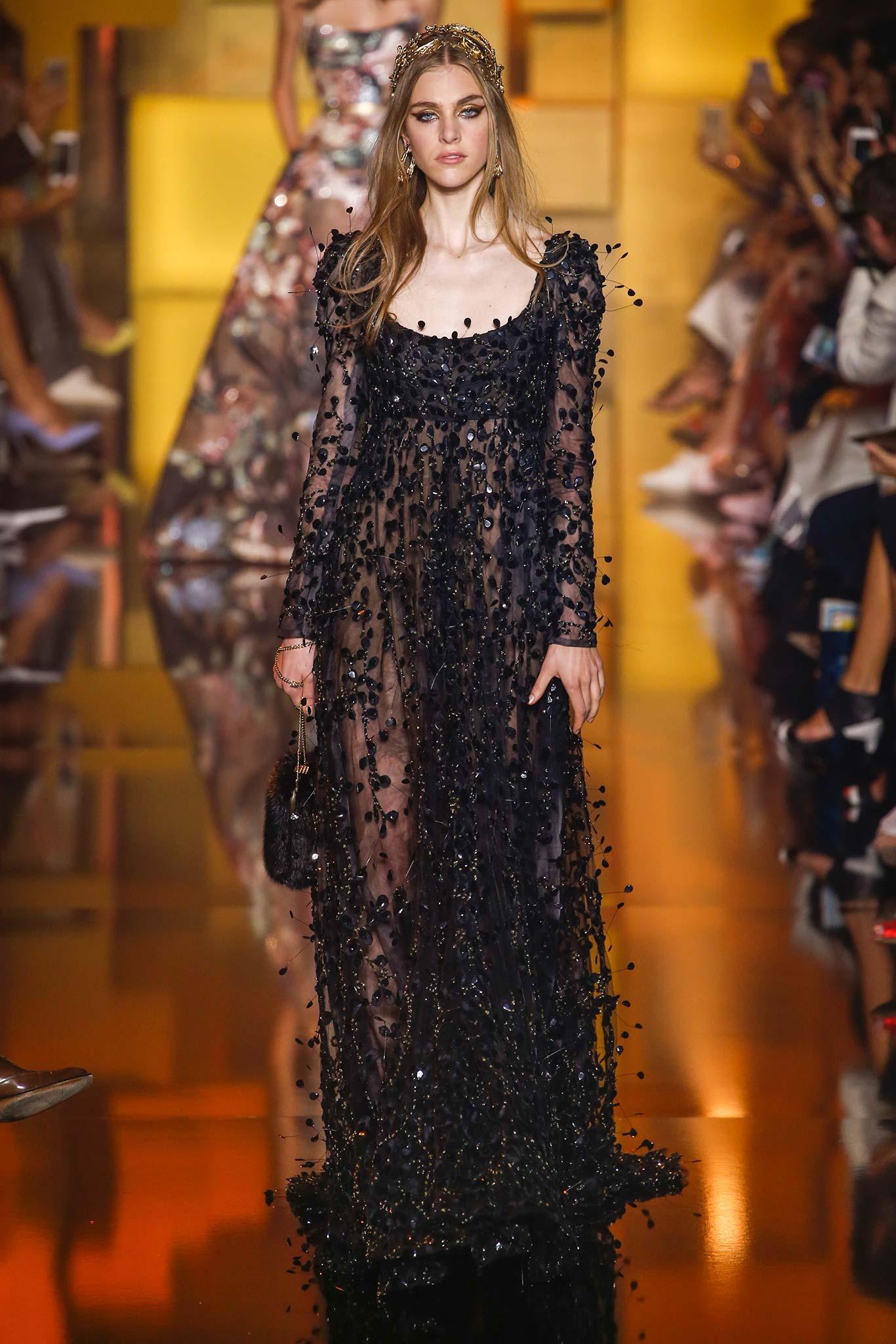 Elie saab haute couture f w 2015 paris graveravens for 50 haute couture