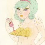 Illustrations by artist Sashiko Yuen (Wishcandy)