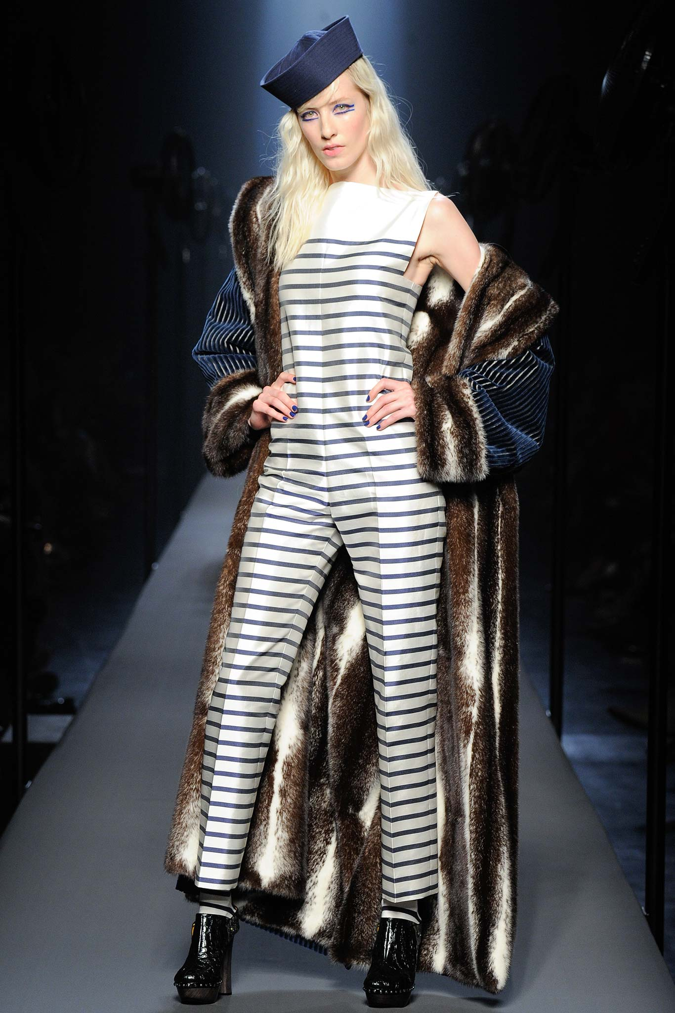 Jean paul gaultier haute couture f w 2015 paris graveravens for Jean paul gaultier clothing