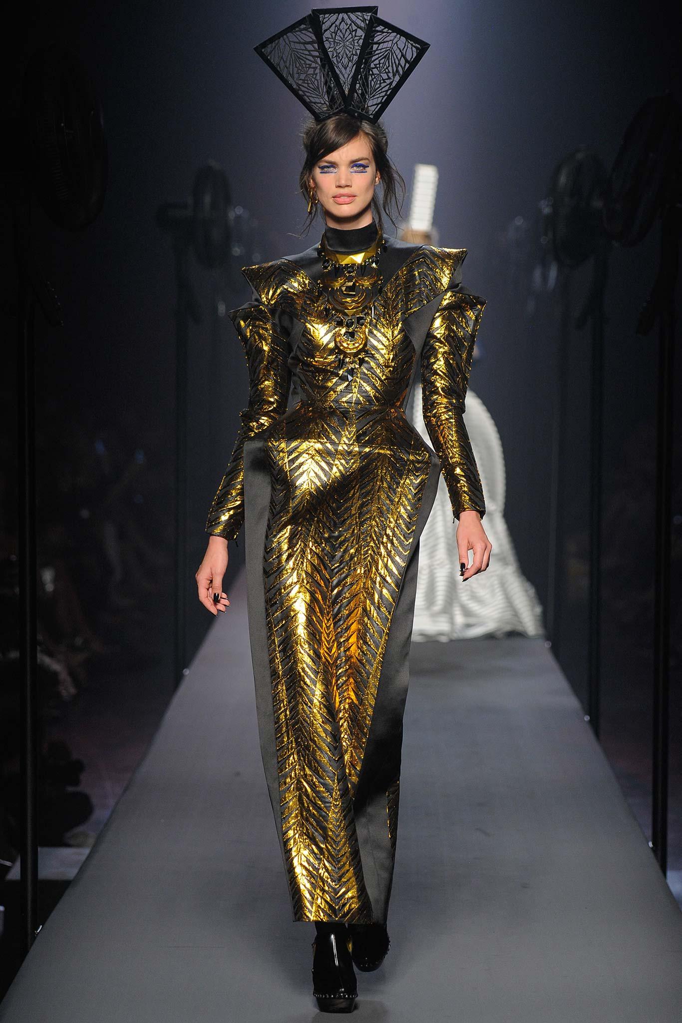 Jean paul gaultier haute couture f w 2015 paris graveravens for Jeanne paul gaultier