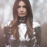 Lily Aldridge by photographer David Bellemere
