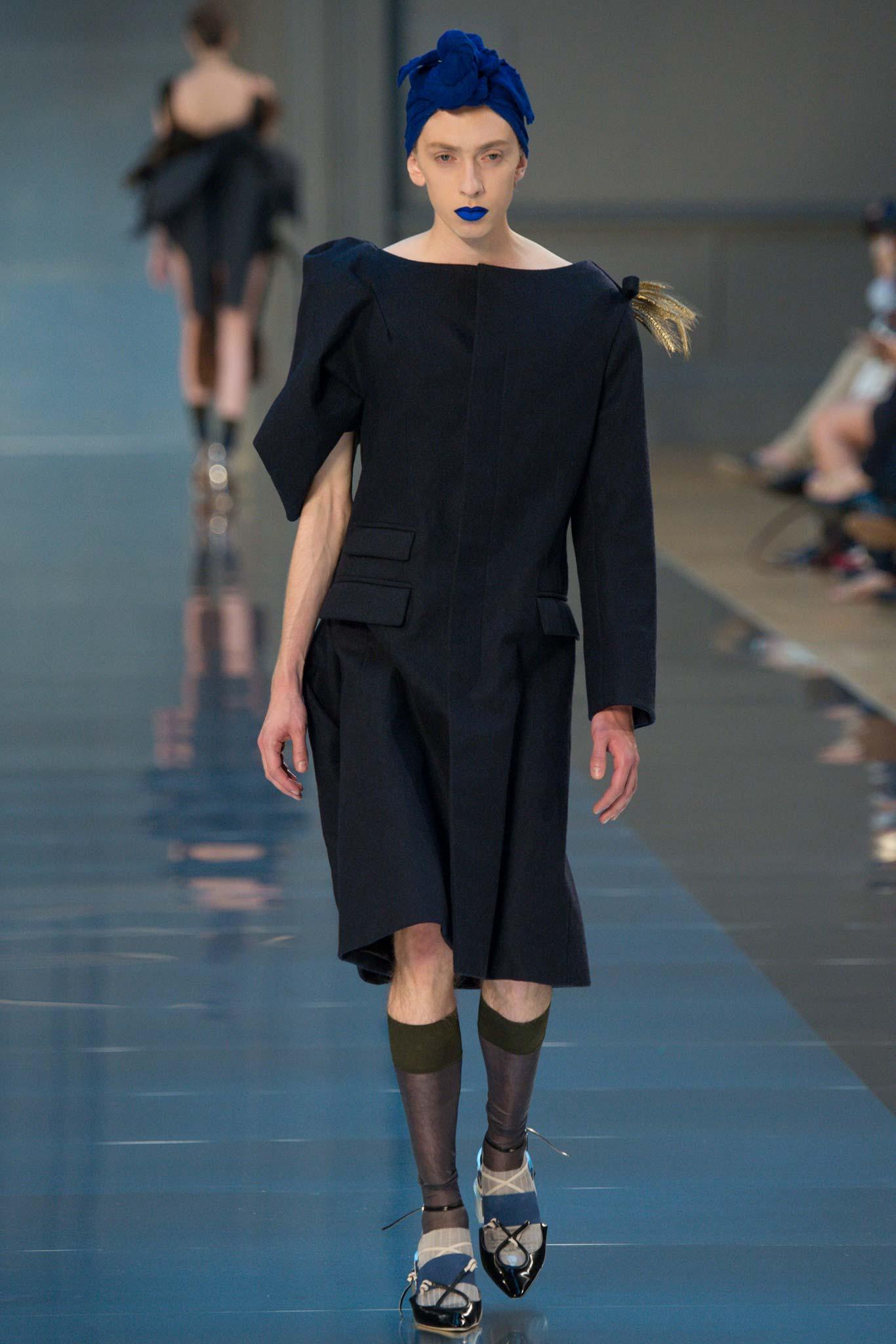 Maison margiela haute couture f w 2015 paris graveravens for Maison margiela paris