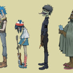 New Gorillaz Album Recording In September