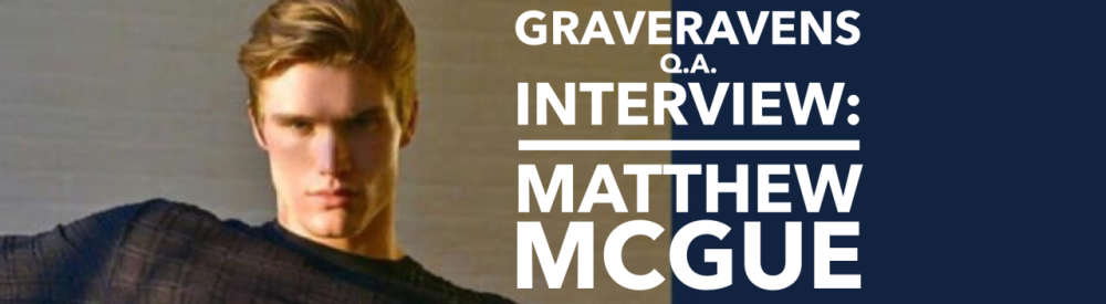 Matthew Mcgue for Graveravens