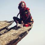 Aline Weber by David Bellemere