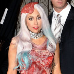 So, How's Lady Gaga's Meat Dress Holding up Today?