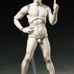 Michelangelo's David Turned Into an  Action Figure!
