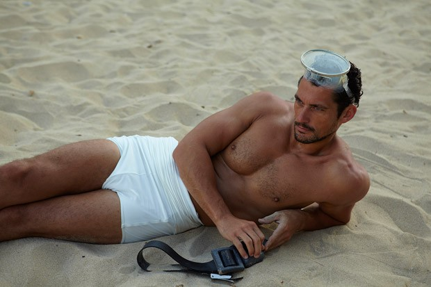 David Gandy by Lawrence Sparkes (11)