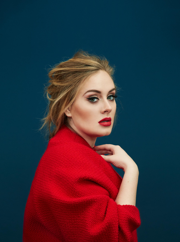 Adele By Erik Madigan Heck
