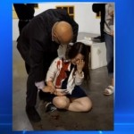 Woman Actually Stabbed and Onlookers Mistook it for Performance Art