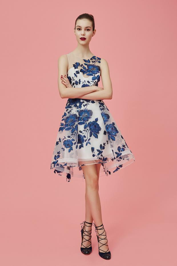 Marchesa Notte Pre-Fall 2016 Lookbook (1)