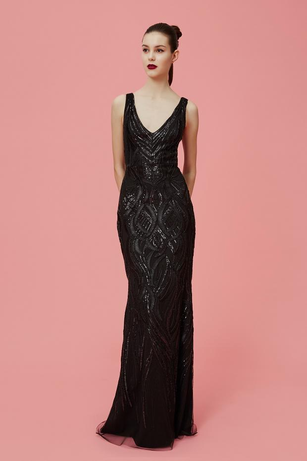 Marchesa Notte Pre-Fall 2016 Lookbook (16)