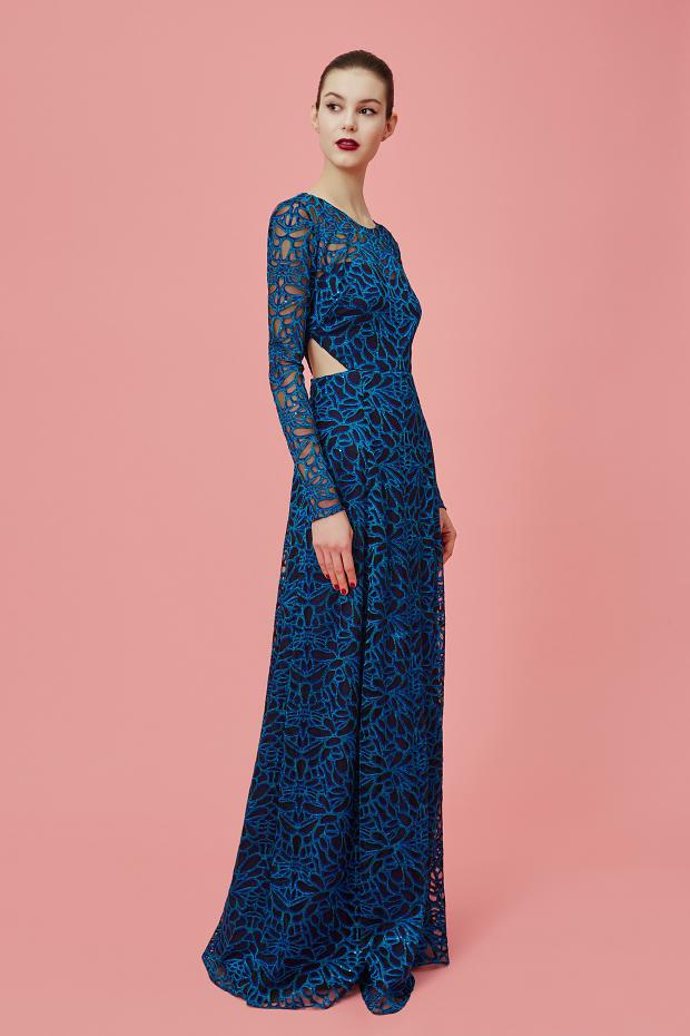Marchesa Notte Pre-Fall 2016 Lookbook (2)