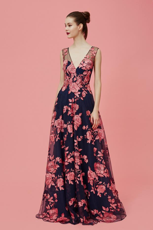 Marchesa Notte Pre-Fall 2016 Lookbook (6)