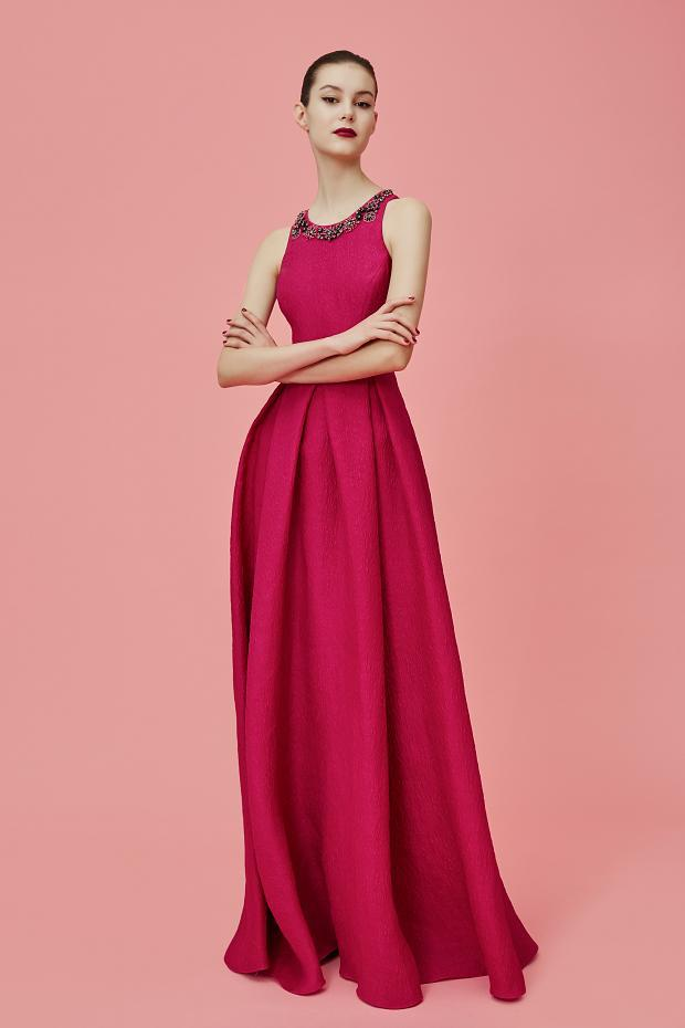 Marchesa Notte Pre-Fall 2016 Lookbook (8)