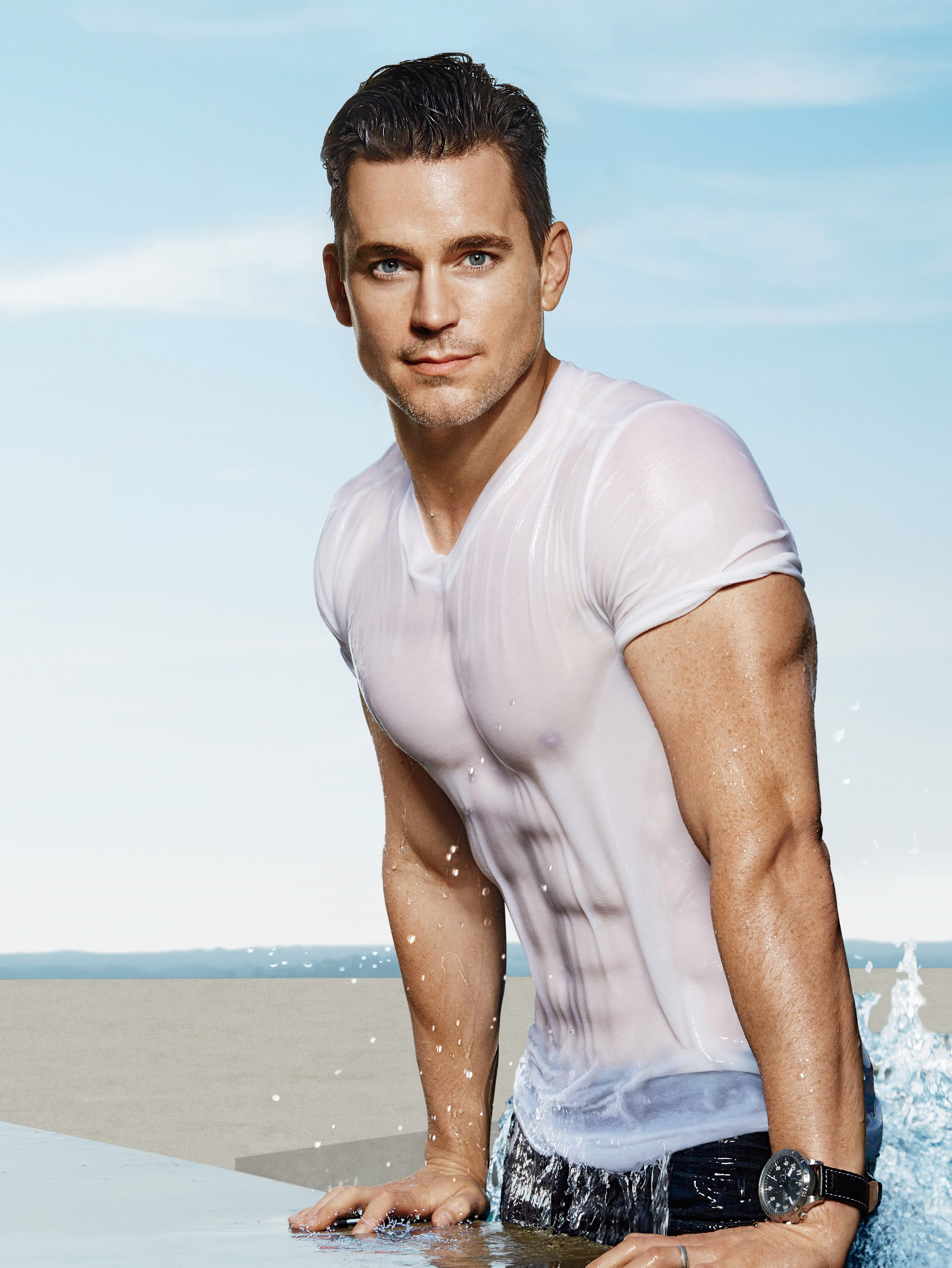 Matt Bomer By Doug Inglish Graveravens