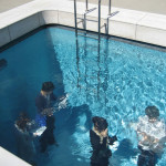 Swimming Pool by Leandro Erlich