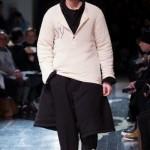 Yohji Yamamoto Menswear F/W 2016 Paris