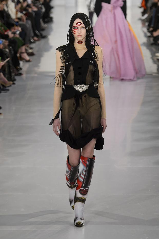 Maison margiela haute couture s s 2016 paris graveravens - Maison de haute couture ...