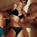 Kendall Jenner's Calvin Klein Underwear Campaign for Iron Strength