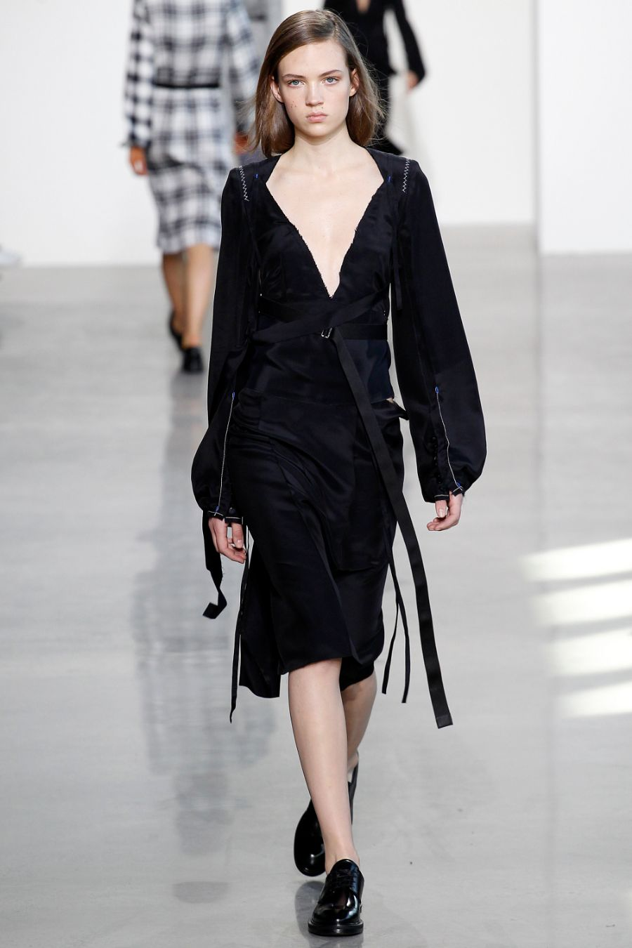 Calvin Klein Collection Ready to Wear F/W 2016 NYFW ...