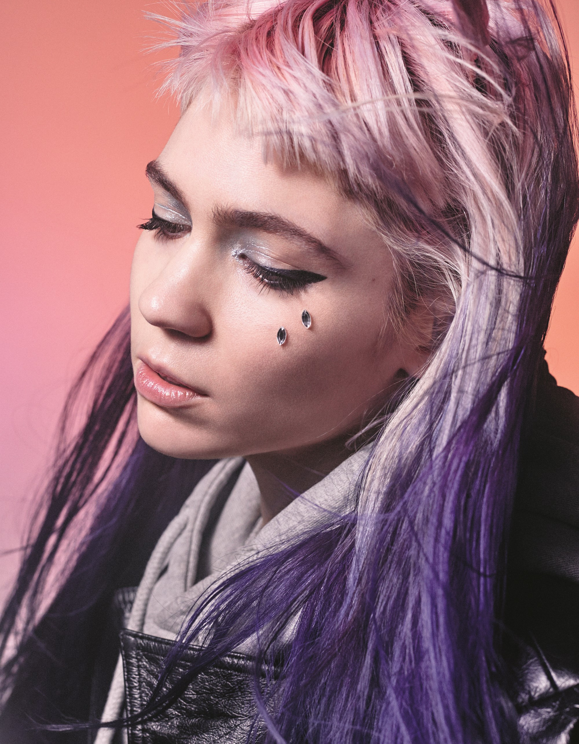 Grimes by Craig McDean (2)